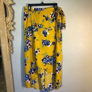 Midnight Sky Skirts - Midnight Sky partial wrap skirt!